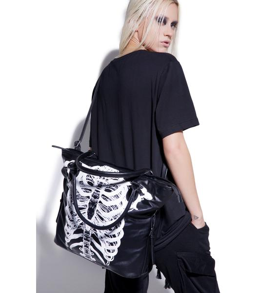 Iron Fist Wishbone Tote Bag