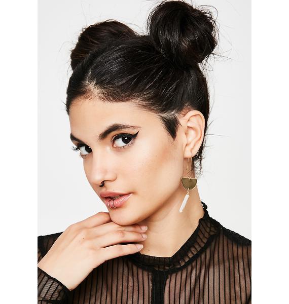 Crystal Energy Earrings