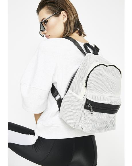 Mesh With Ya Backpack