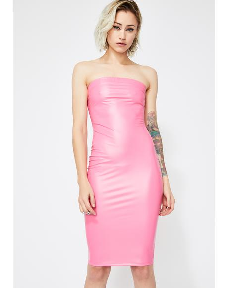 Sweet Thirsty DM's Bodycon Dress