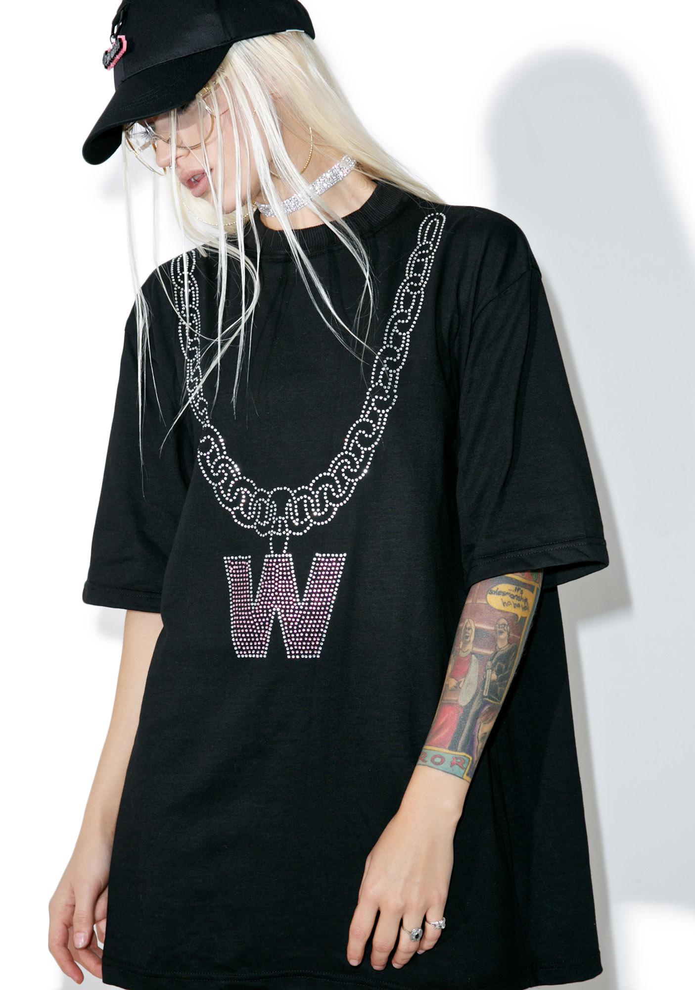 W.I.A Big Chain T-Shirt