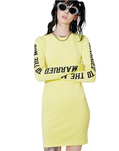 MTTM Bodycon Dress