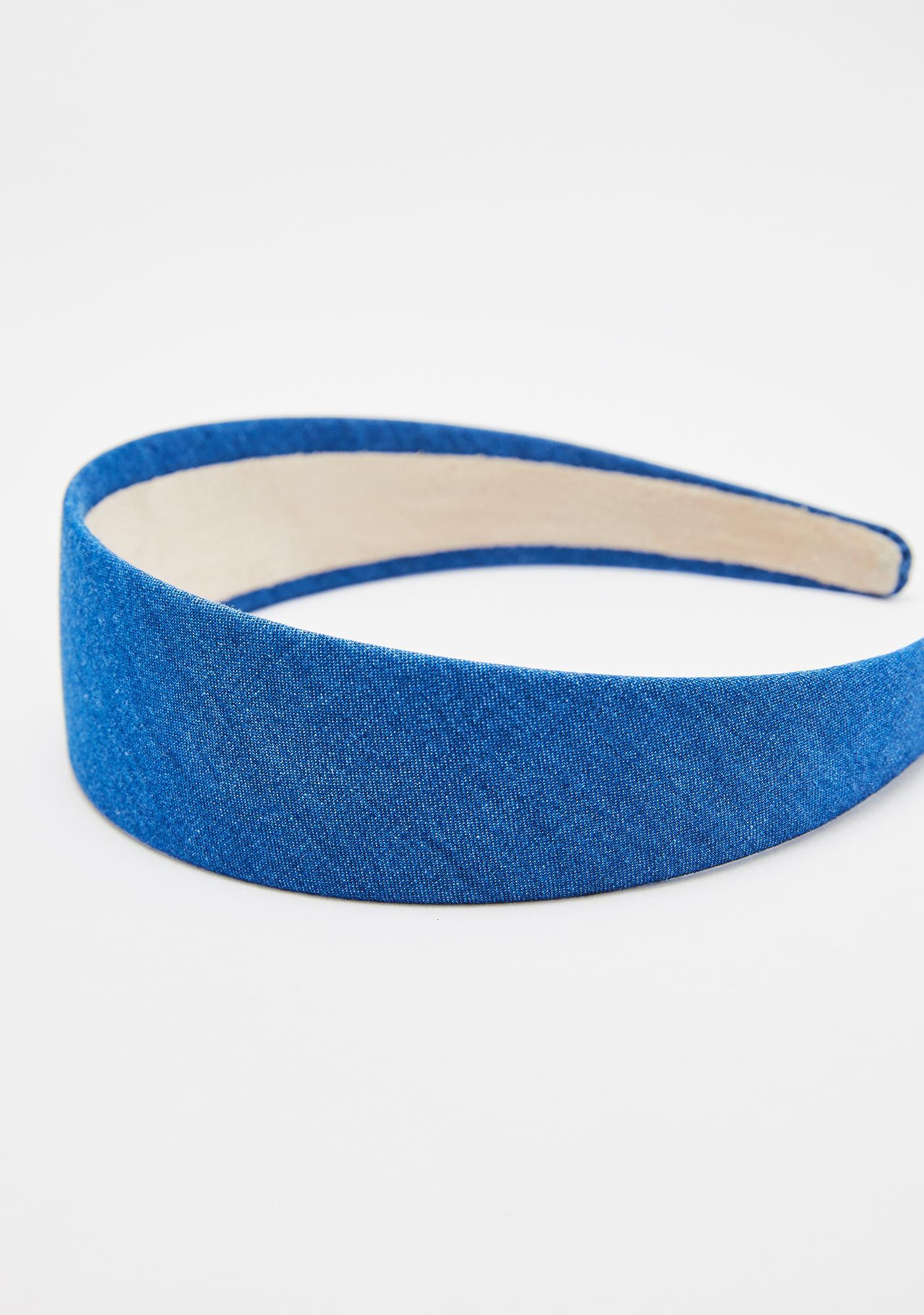Do-Re-Mi Denim Headband