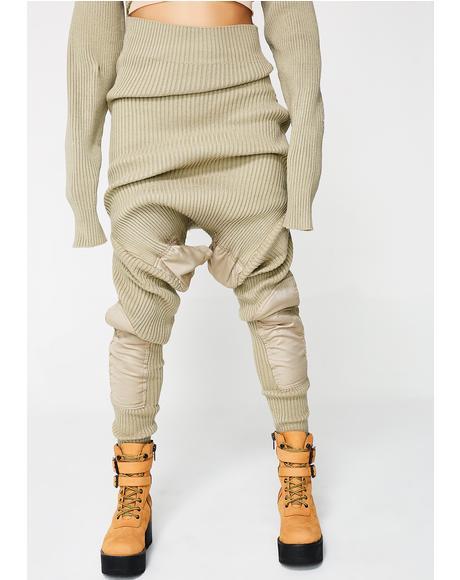 Knit Jogger