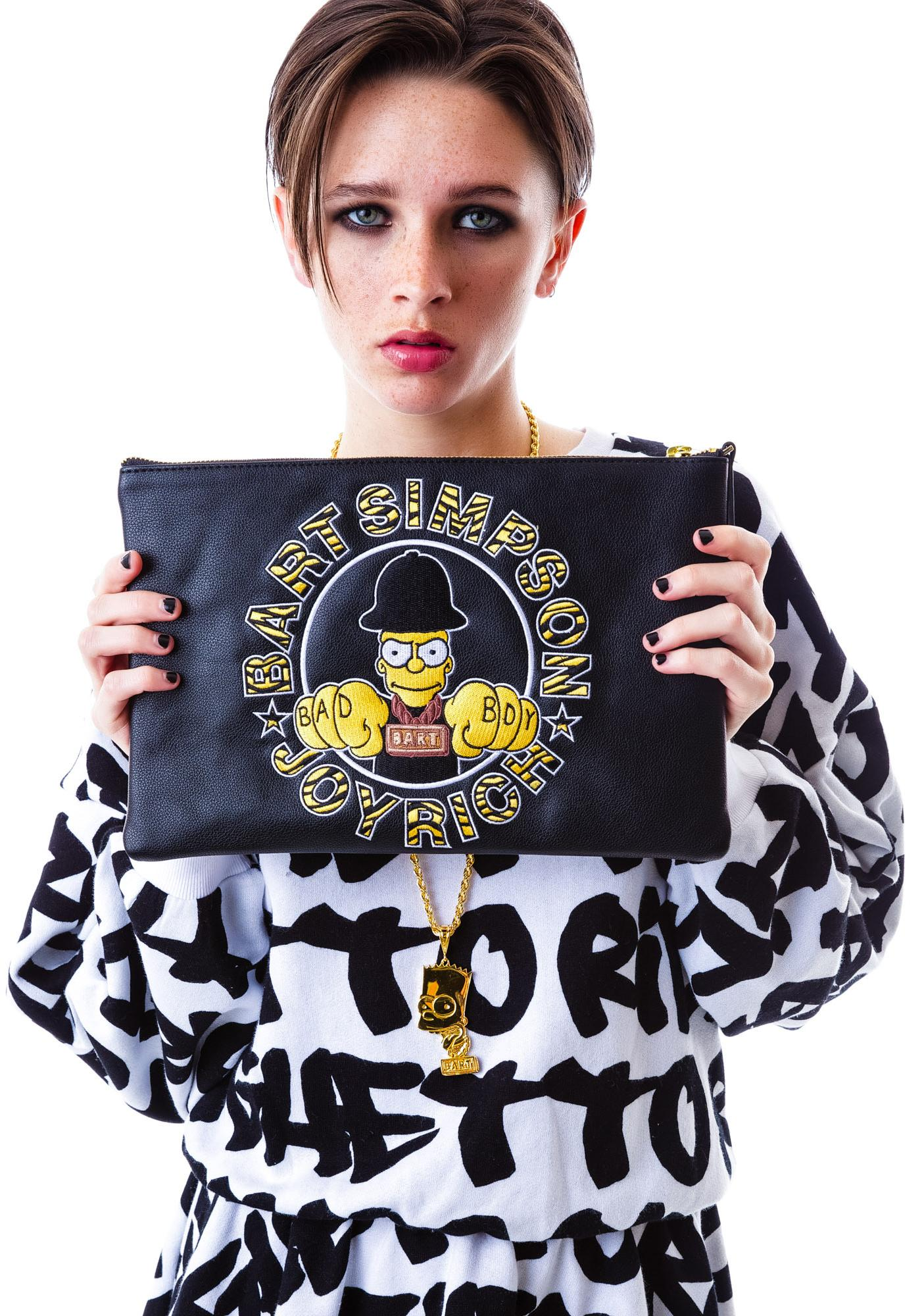 Joyrich Bad Boy Bart Clutch Bag