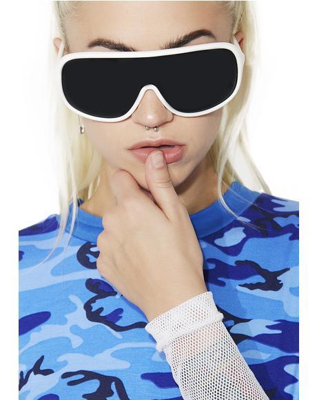Win The Race Strap Sunglasses