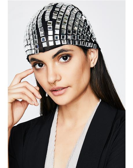 Disco Fever Skull Cap