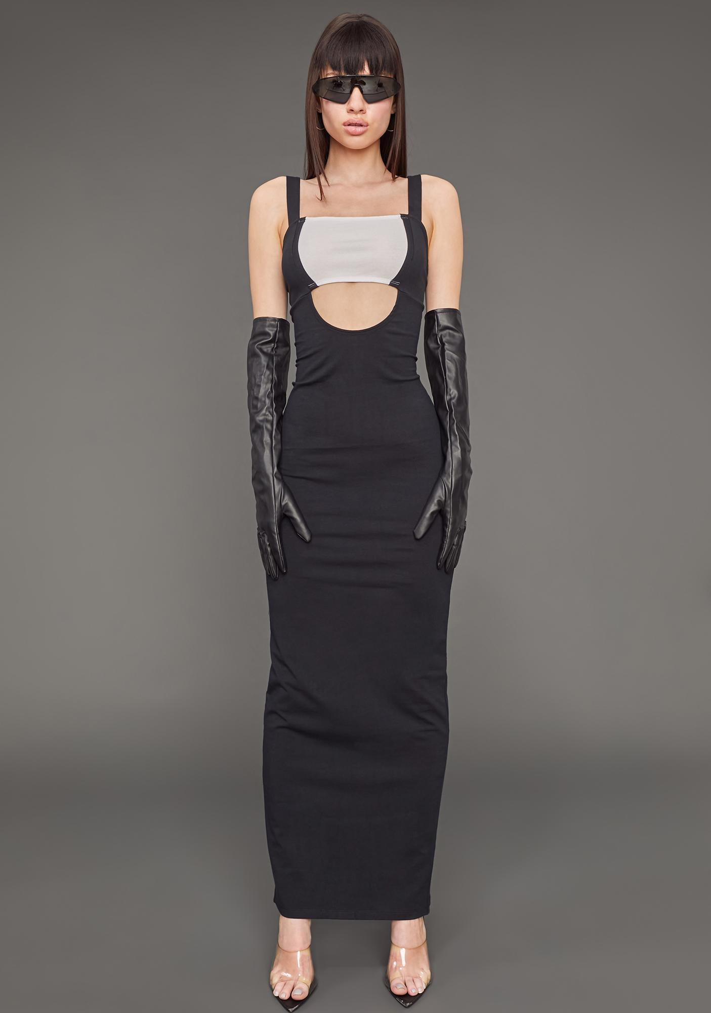 Poster Grl Fatal Attraction Maxi Dress
