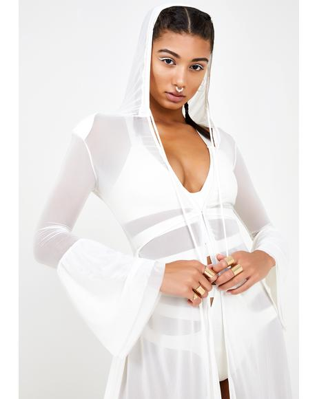 Holy Desert Alchemist Hooded Duster