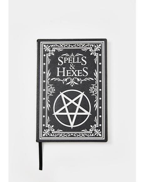 Spells & Hexes 3D Journal