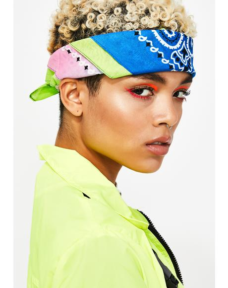 Girl Gang Leader Ombre Bandana