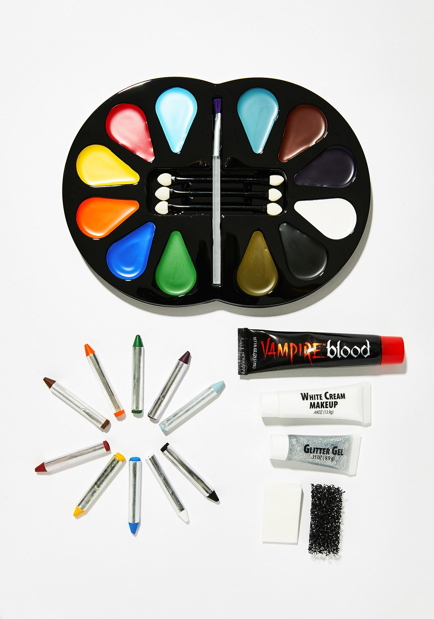 Many Faces Makeup Kit