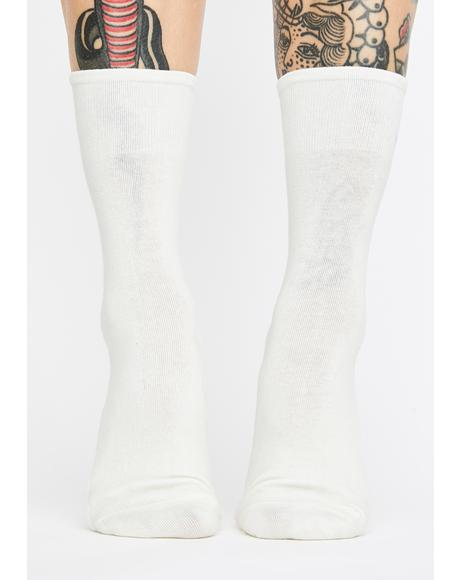 Pure Twisted Revolt Crew Socks