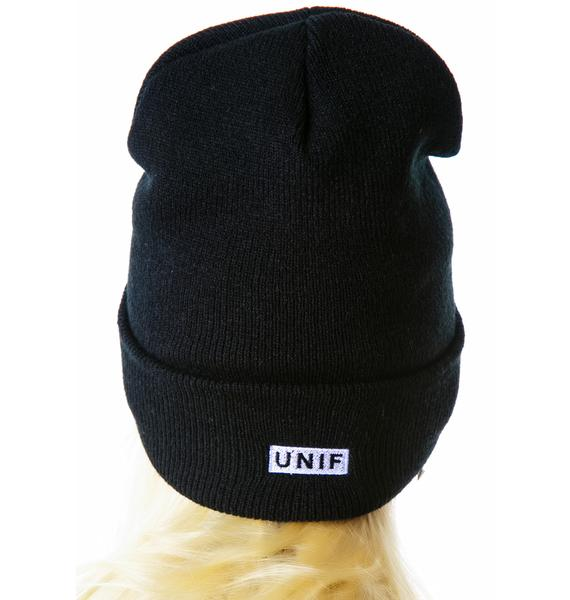 UNIF Your Shit Beanie