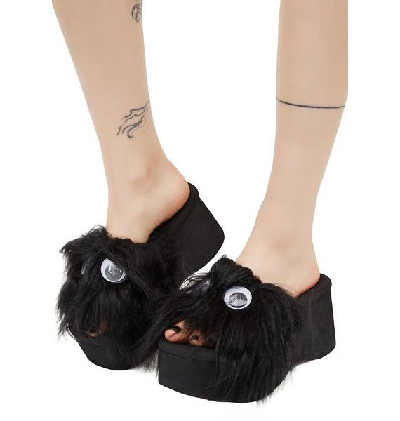 Demonia Bump In The Night Platform Slides