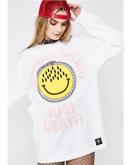 Just Death Long Sleeve Tee