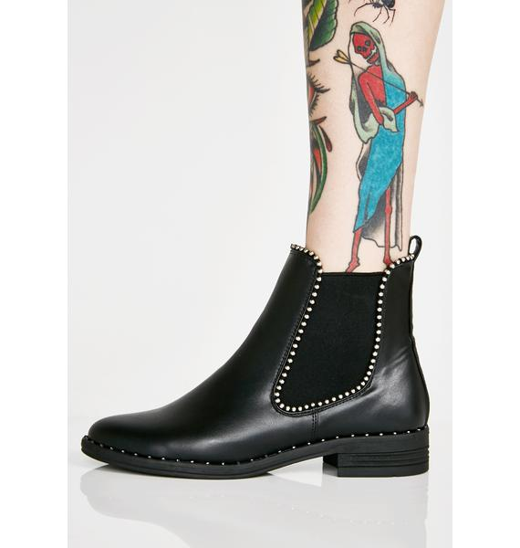 Talk Of The Town Chelsea Boots
