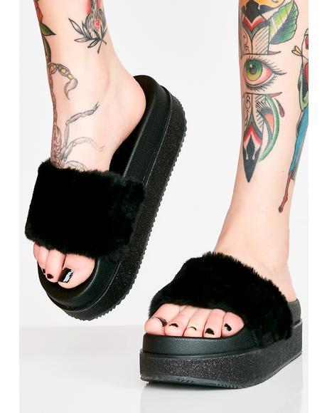 x California Girls Rocker Slides