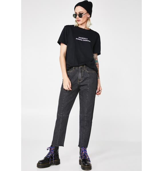 Skinnydip Internally Judging T-Shirt