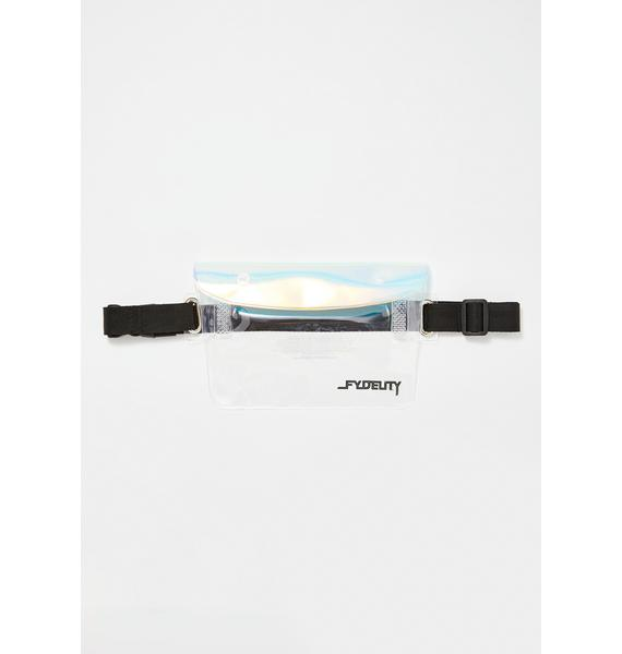 FYDELITY Wet/Dry Splashpak Belt Bag