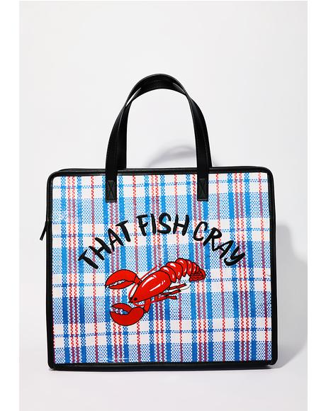 That Fish Cray Tote