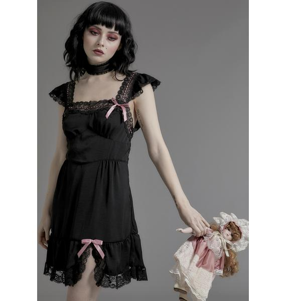 Widow Enchanted Marionette Slip Dress