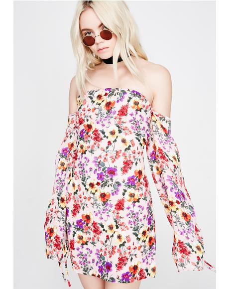 Smell Like Flowers Dress