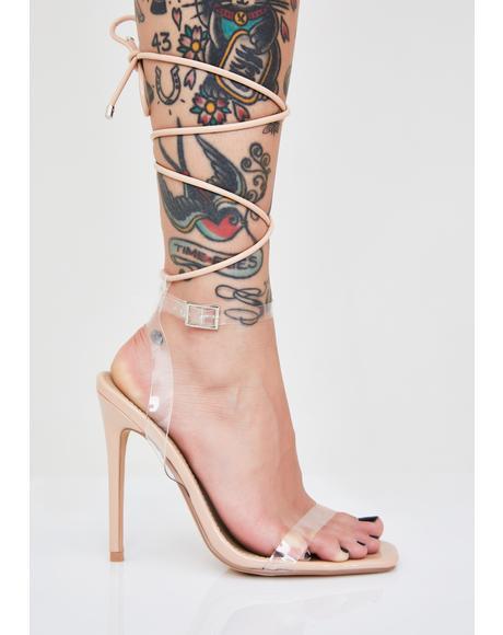 Sexcapade Strappy Heels