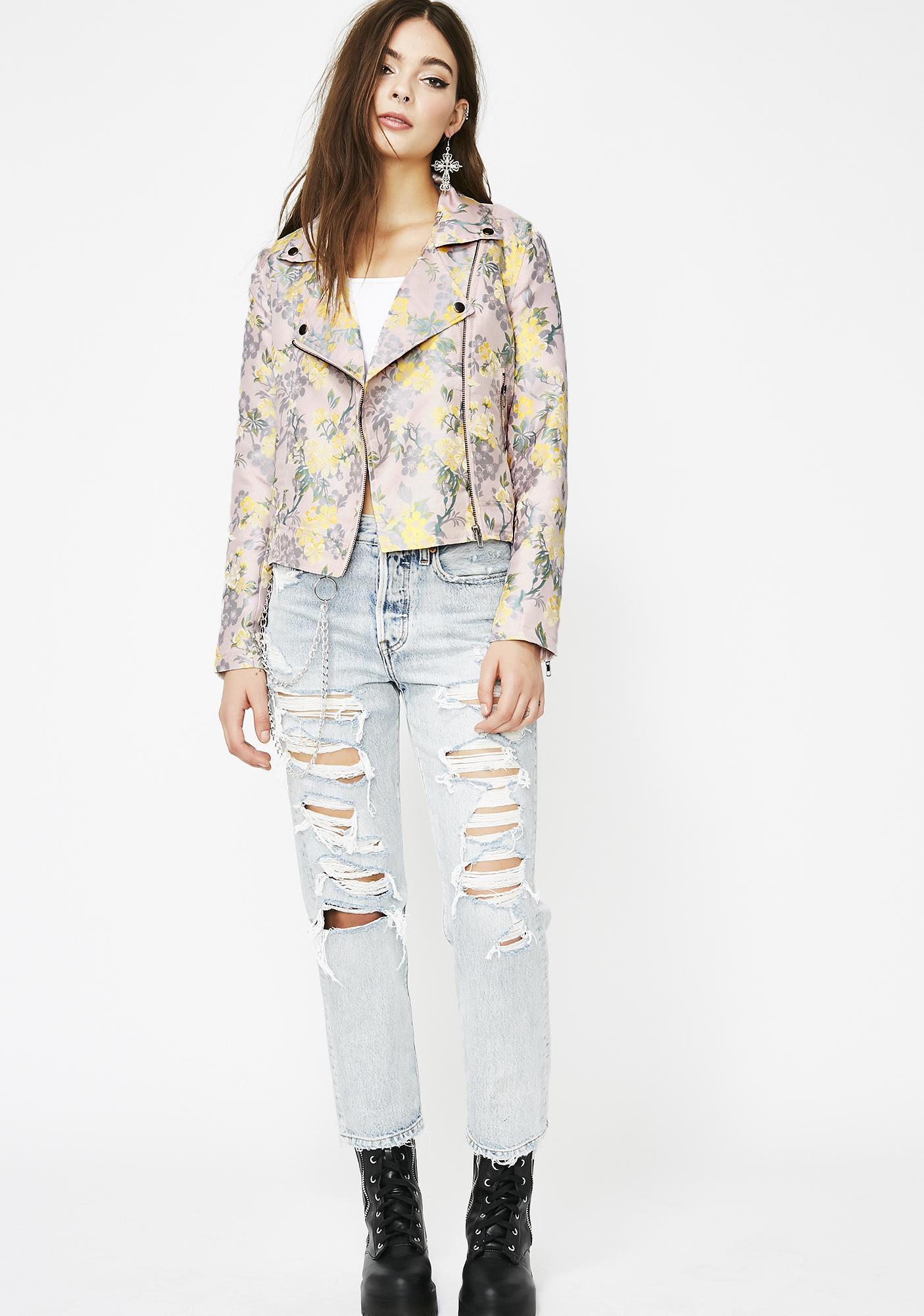 Daisy Lane Moto Jacket