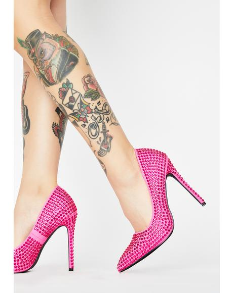 Candy Supreme Bling Queen Heels