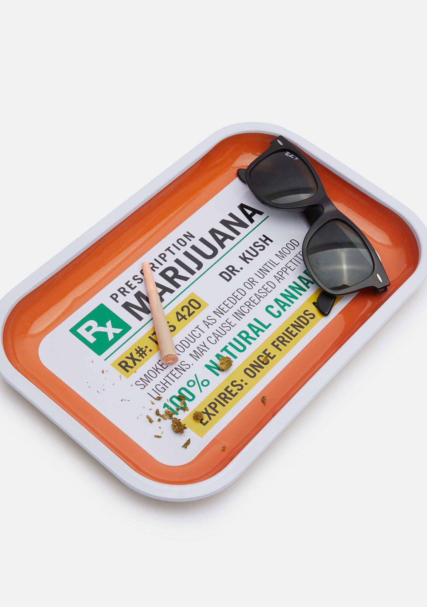 Prescribed High Tray