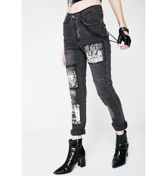 Disturbia Fanz Jeans