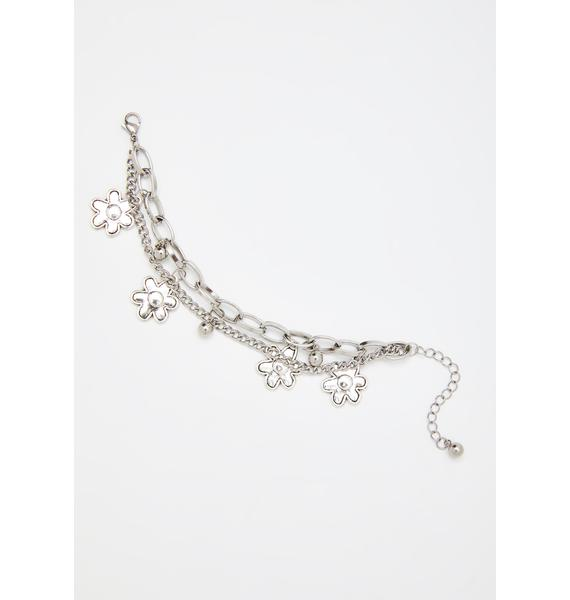 Cutie Crew Chain Bracelet