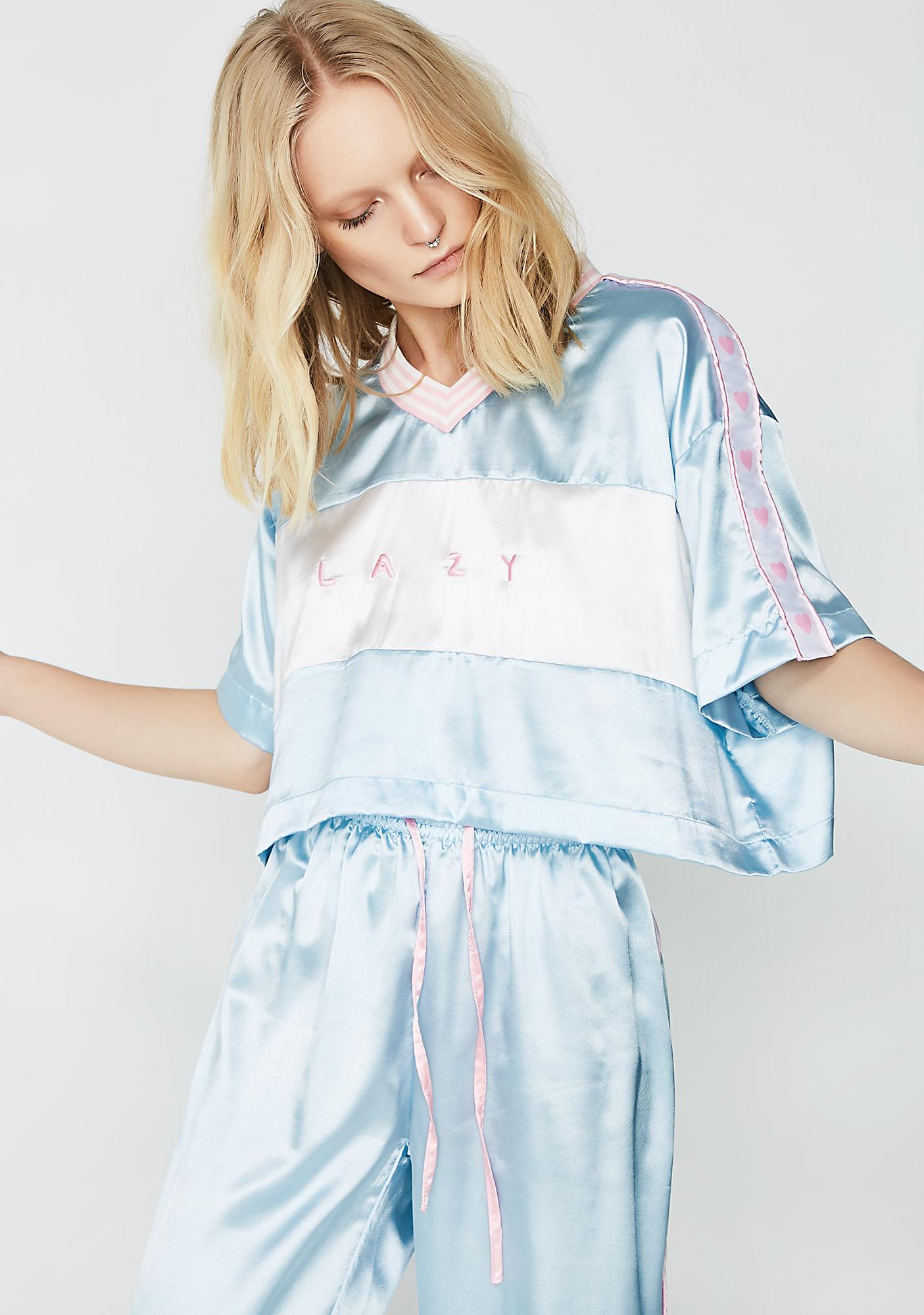 Lazy Oaf Dream Team PJ Set