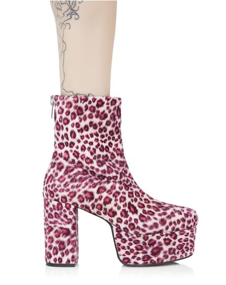 Josie Platform Boots