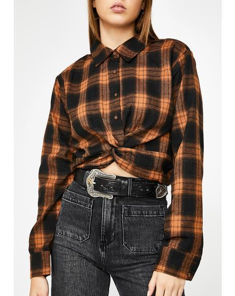 Chill Factor Plaid Shirt