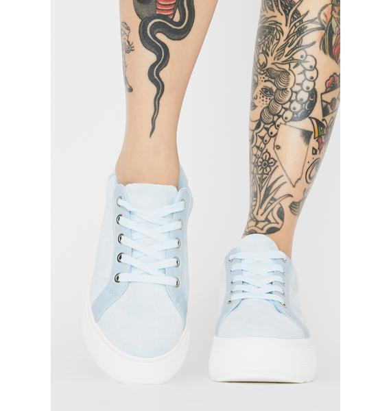 Rebels Sky Bree Platform Sneakers