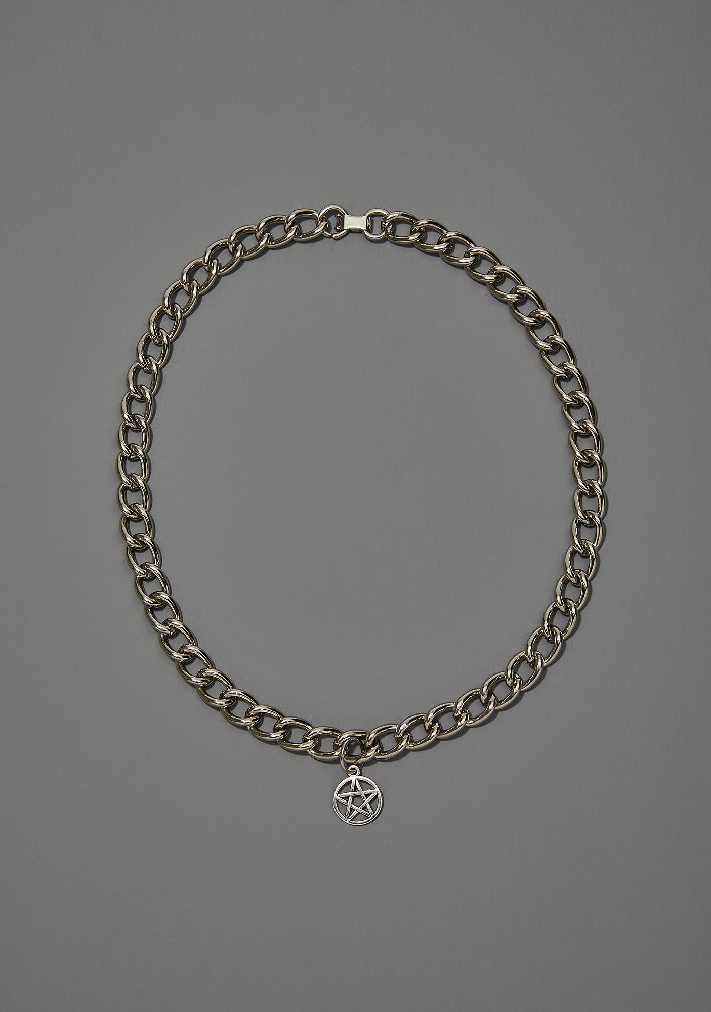 Call The Spirits Chain Necklace