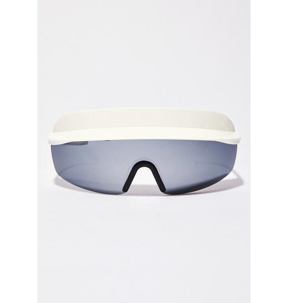 Spitfire Visor Sunglasses