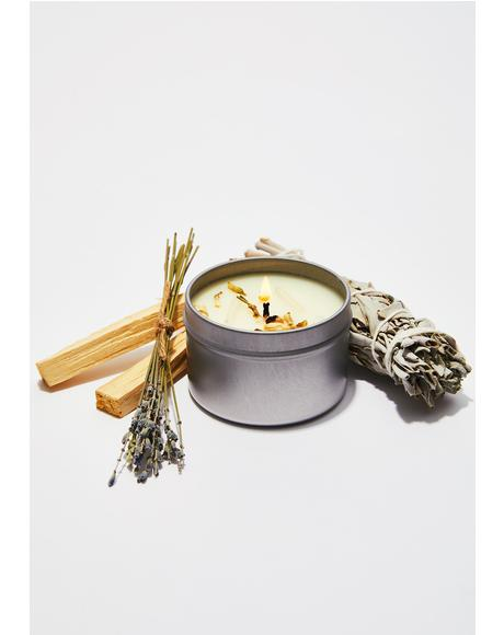 Honeysuckle & Jasmine Ritual Candle