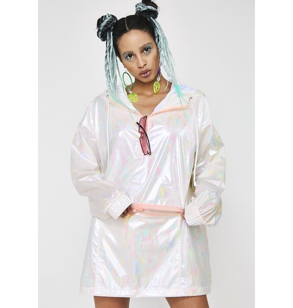 Club Exx Pink Dreamz Windbreaker