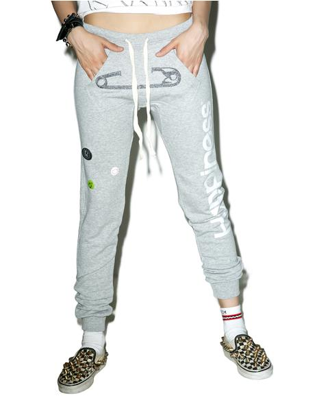 x Hanna Beth Happiness Sweatpants