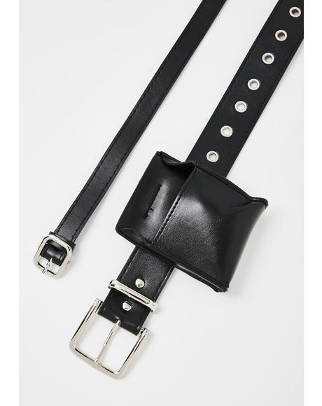 Wicked Intent Leg Harness Belt