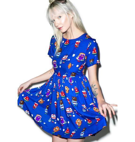 Lazy Oaf Cookie Dress