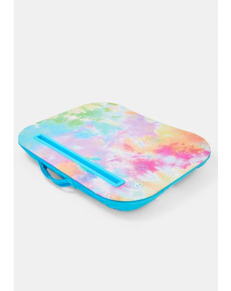 Dreams Come True Rainbow Lap Desk