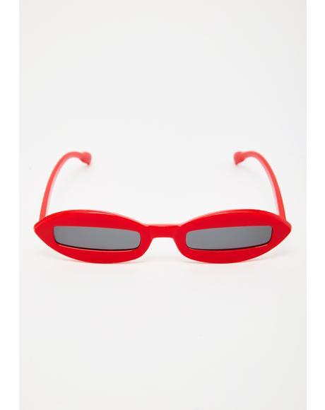 Blaze Sounds Sus Tiny Sunglasses