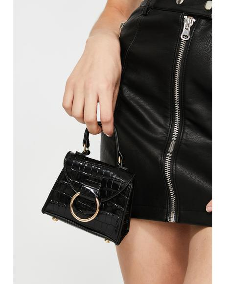 O She Wildin' Mini Purse