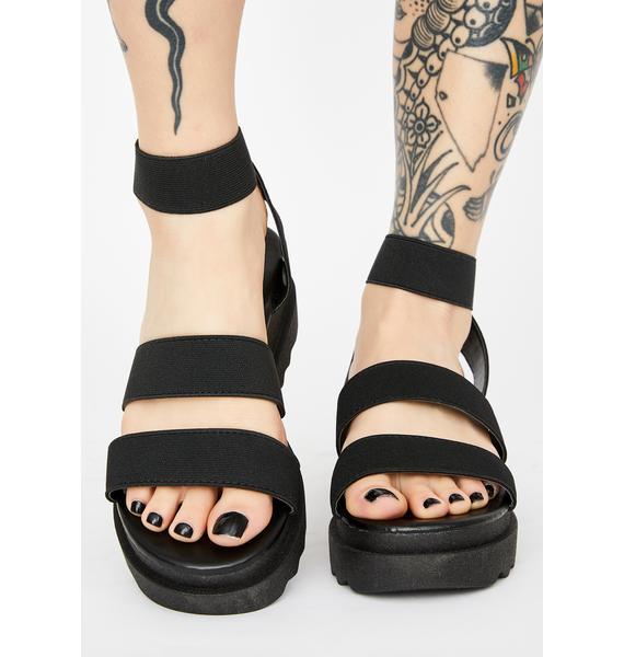 Darkside It's A Deal Gladiator Sandals