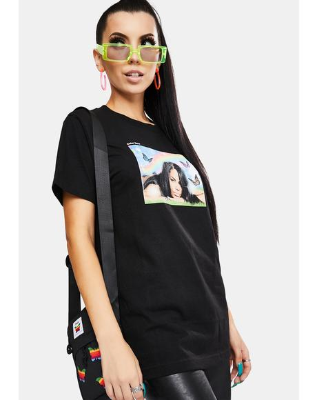 Aaliyah Meadow Graphic T-Shirt