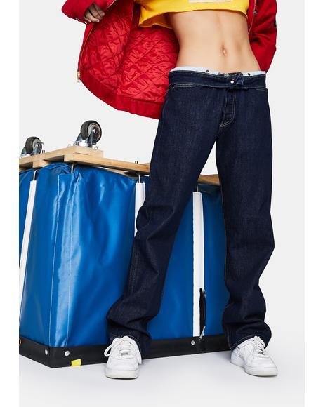 Onewash 501 Denim Jeans